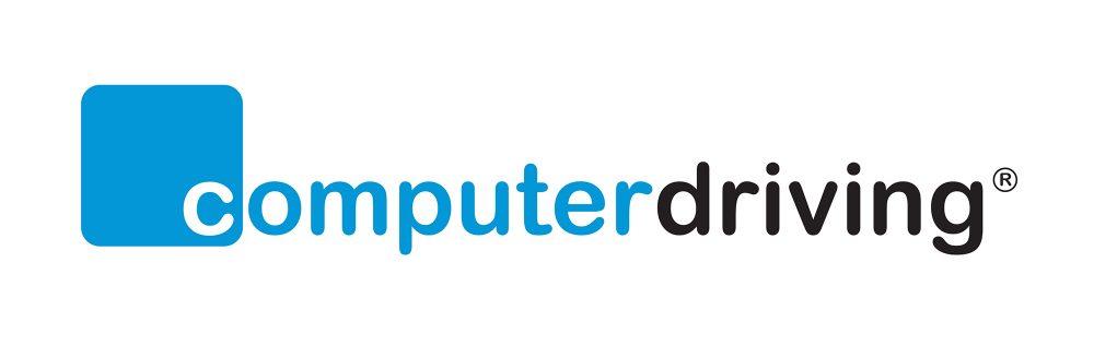 Computer Driving logo