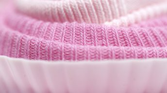 Nappy cake - detail